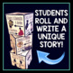 NARRATIVE WRITING STORY STARTER ACTIVITY: ROLL A STORY