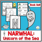 NARWHAL: UNICORN OF THE SEA BOOK UNIT