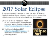 NASA 2017 Solar Eclipse Resources