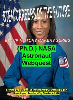 NASA Astronaut: STEM Careers of the Future