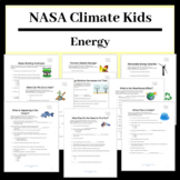 NASA Climate Kids: Types of Energy, Greenhouse Effect, Satellites & More!