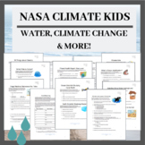 NASA Climate Kids: Water, Climate Change, Ocean Acidification & More