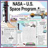 NASA – History, Innovation and Careers (puzzles and photos)