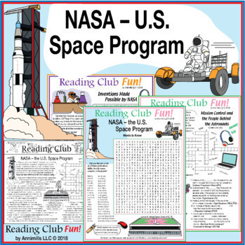 50% Off NASA – History, Innovation and Careers (puzzles and photos)