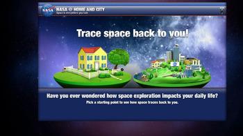NASA Internet Crossover Technology Assignment