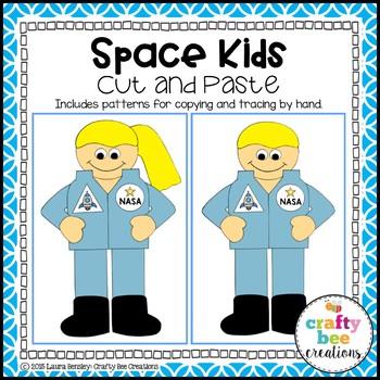 NASA Kids Cut and Paste