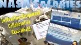 NASA Salaries - Collaborative / Real-World / Open-Ended Ma
