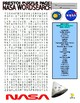 NASA and Space Puzzle Page (Wordsearch and Criss-Cross)