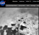 NASA web quest: Mars