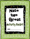 NATE THE GREAT Activity Packet