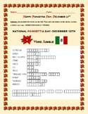 NATIONAL POINSETTIA DAY- DECEMBER 12TH