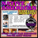 NATIVE AMERICAN CULTURES BUNDLE