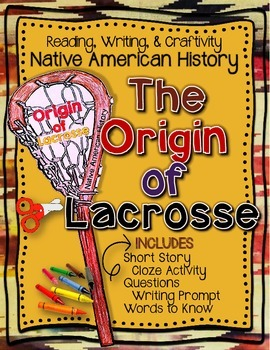 NATIVE AMERICAN HISTORY: THE ORIGIN OF LACROSSE, CRAFTIVITY AND PRINTABLES