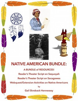 NATIVE AMERICANS: A BUNDLE of RESOURCES