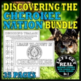 NATIVE AMERICANS: Discovering the CHEROKEE NATION Bundle