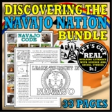 NATIVE AMERICANS: Discovering the NAVAJO NATION Bundle