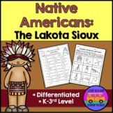 NATIVE AMERICANS: The Lakota Sioux