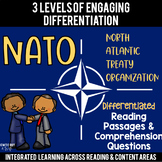 NATO: North Atlantic Treaty Organization Reading Passages
