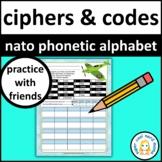 NATO Phonetic Alphabet Practice