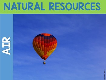 NATURAL RESOURCES POSTERS