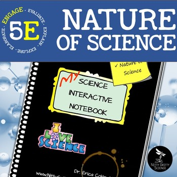 NATURE OF SCIENCE - 5E Model