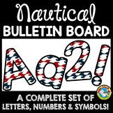 NAUTICAL CLASSROOM THEME DECOR WAVES (NAUTICAL BULLETIN BO