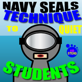 Mindfulness NAVY SEAL'S TECHNIQUE TO Calm STUDENTS (Classr