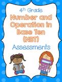 NBT Assessments 4th Grade