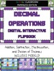 BUNDLE Numbers and Operations in Base Ten Digital Flipbook Google Classroom