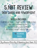 NBT Review BUNDLE - ALL fifth grade NBT standards!