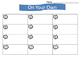 NBT Task Cards