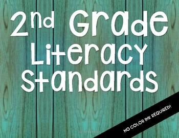 NC 2018-19 2nd Grade Literacy Standards