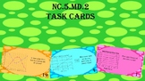 NC.5.MD.2 Task Cards