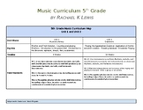 5th Grade Music Curriculum