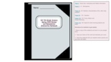 NC 7th Grade Science  Interactive Notebook, edited for Onl