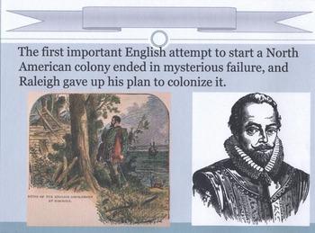 North Carolina: Sir Walter Raleigh Powerpoint