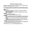 NC Reading EOG Vocabulary List 1