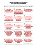 "NC Essential Standards ""I Can"" Task Cards - Fourth Grade"