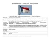 NC Expansion (Cultures that Impacted North Carolina) LDC-4