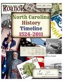 NC History Timeline pdf