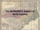 NC Regions Notes