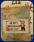 NC Unit Study Lapbook