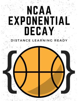 NCAA Exponential Decay
