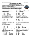 NCAA March Madness 2017 Trivia Puzzle - Transformations as