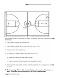 NCAA March Madness Basketball Project (Sweet Sixteen) - Middle School Math