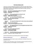 NCAA March Madness Statistics Unit 2013 - National Championship Lesson