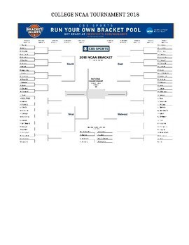 NCAA March Madness College Tournament