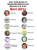 NCETA December 3-4 Stores on Sale