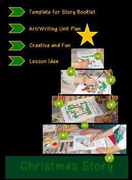 NE-Y1 Christmas Story - Writing + Art