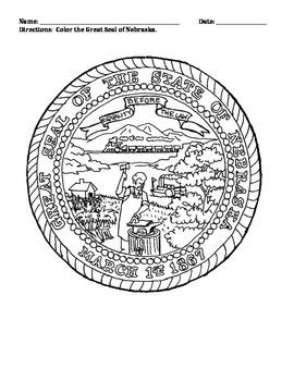 NEBRASKA FACTS UNIT (GRADES 3 - 5)